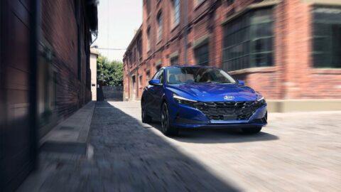 Yeni Hyundai Elantra tanıtıldı