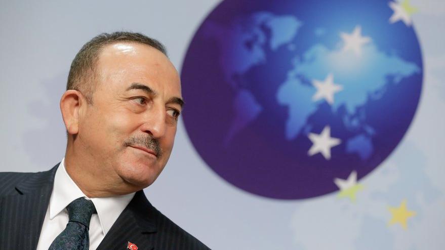 Çavuşoğlu gündemi değerlendirdi: Mısır, Ukrayna-Rusya krizi ve Yunanistan gündemde