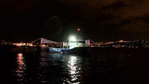 İstanbul'da balık avı yasağı başladı