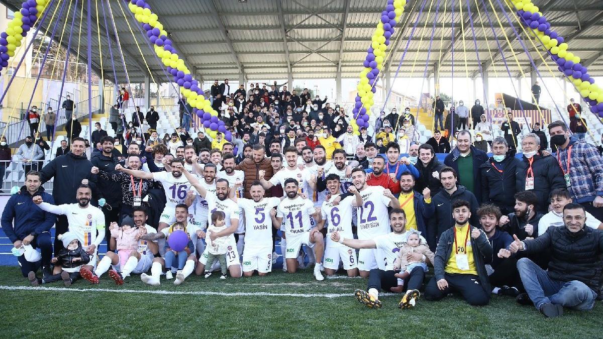 Eyüpspor 2. Lig rekorunu kırdı