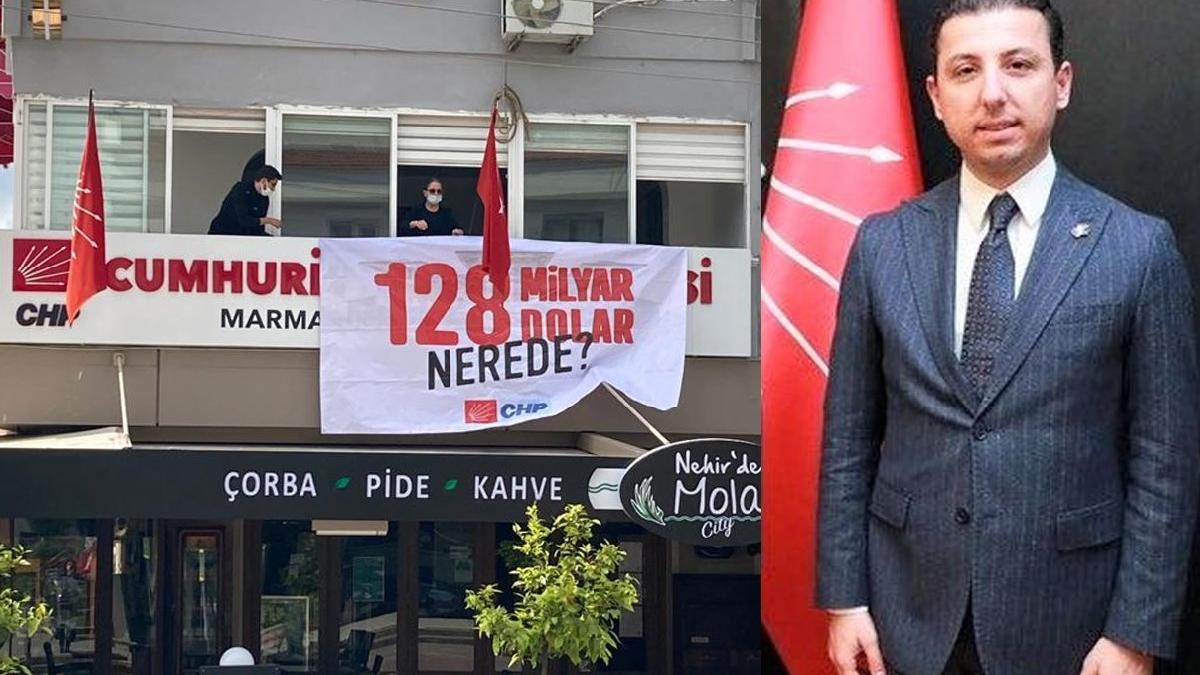 CHP Marmaris İlçe Başkanı da 128'den ifade verdi