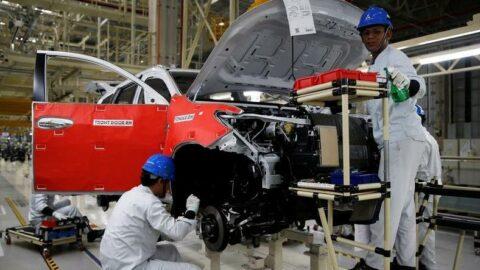 Nissan birçok fabrikasında üretimi 9 gün durduracak