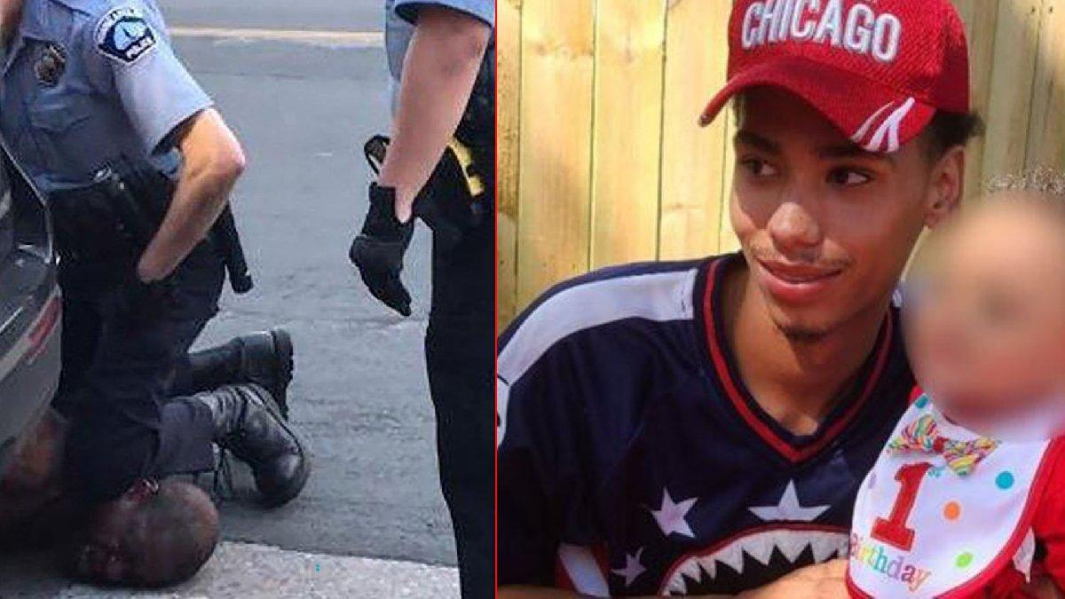 Polis şiddetine kurban giden Floyd ve Wright arasında bağlantı: Sevgilisi öğretmeni çıktı