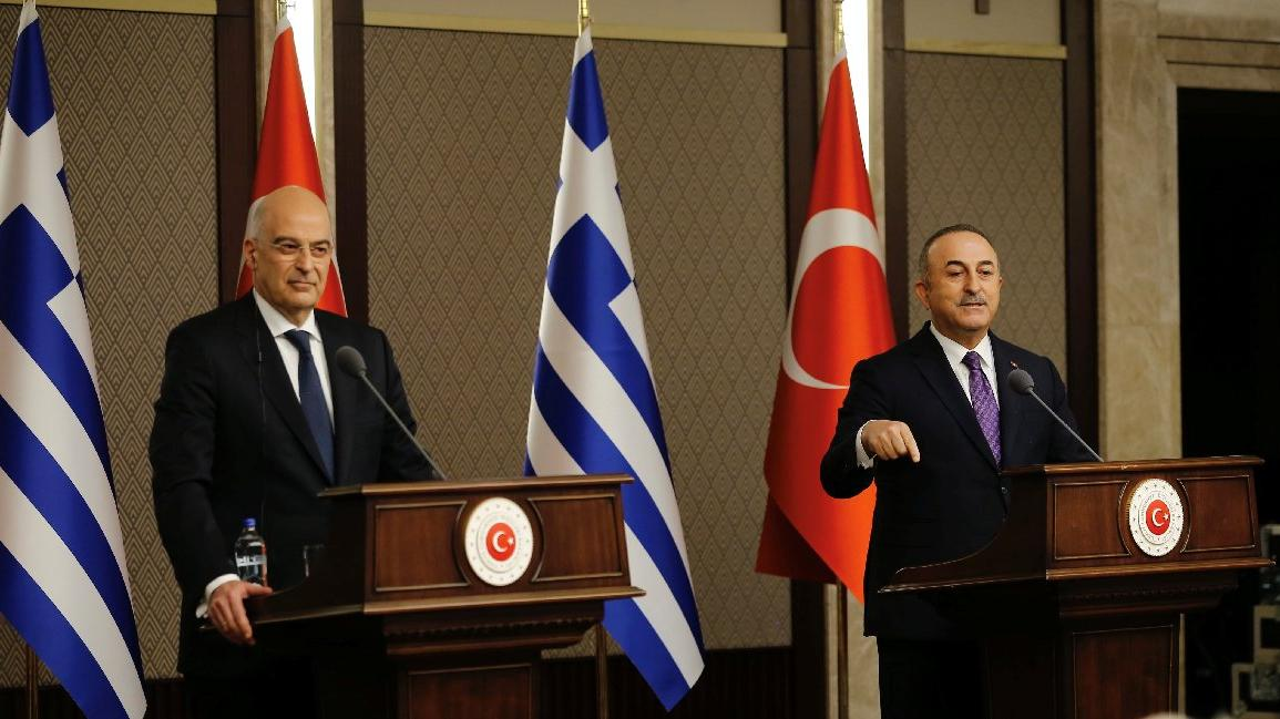 Çavuşoğlu-Dendias görüşmesi sonrası Yunanistan'dan açıklama: Olumlu bir gündem istiyoruz