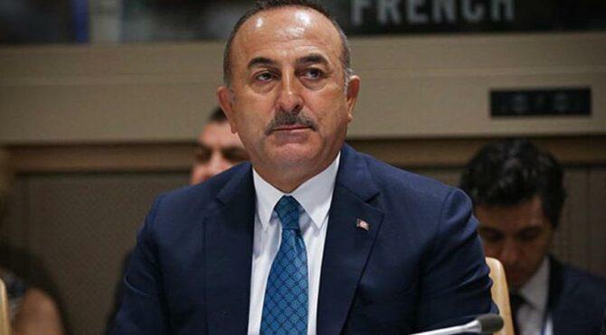 Mevlüt Çavuşoğlu: Ο Νίκος Ντεντιάς ξεπέρασε το όριο