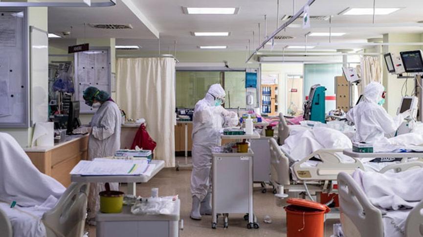 16 Nisan corona virüsü verileri açıklandı! Ağır hasta sayısı 125 kişi arttı