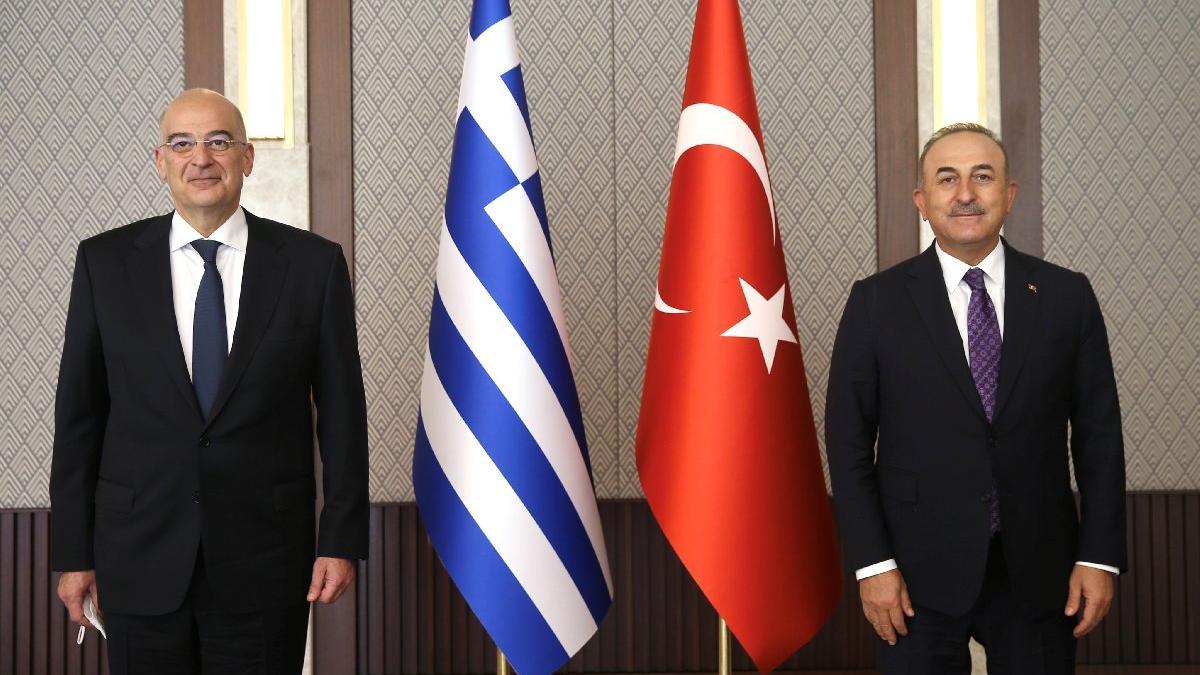 Yunan gazetesinden Çavuşoğlu-Dendias yorumu: Kışkırtma talimatı Miçotakis'ten