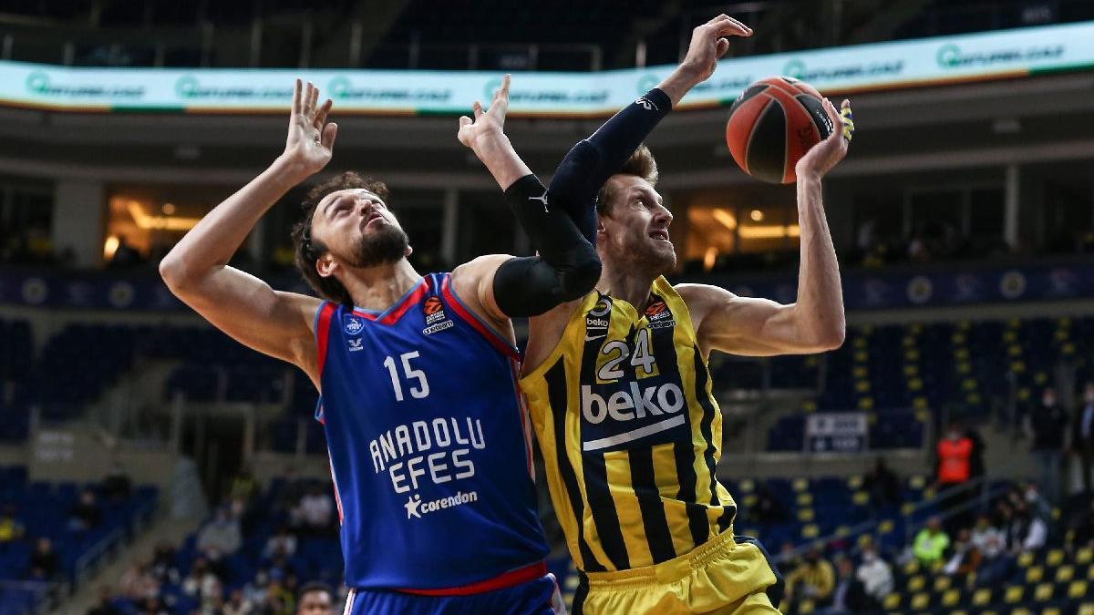 Fenerbahçe Beko-Anadolu Efes maçına corona engeli