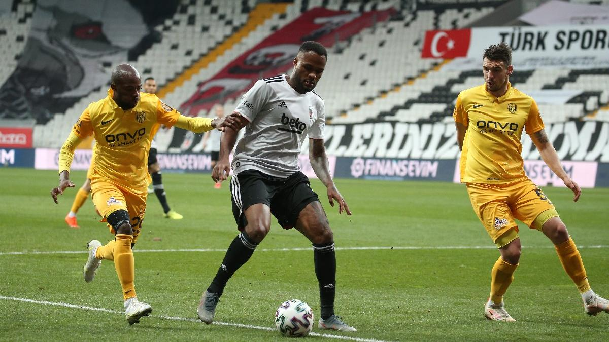 Lider Beşiktaş'a Ankaragücü'nden 90+3'te çelme