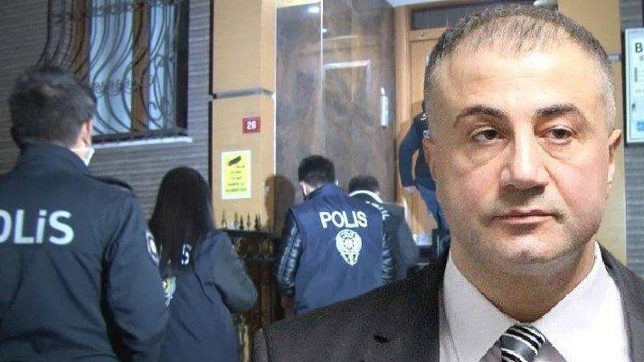 Sedat Peker ve adamlarına yönelik soruşturmada 10 kişi tutuklandı