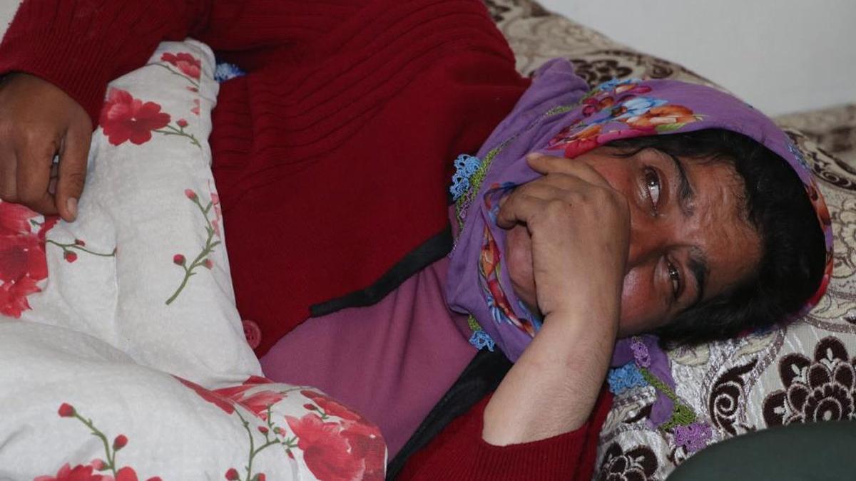 Gördüğü şiddet sonrası bayıldı, kaldırıldığı hastanede hastalığını öğrendi