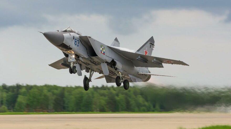 Washington-Moskova geriliminde sıcak temas: ABD ve Rus uçakları karşı karşıya