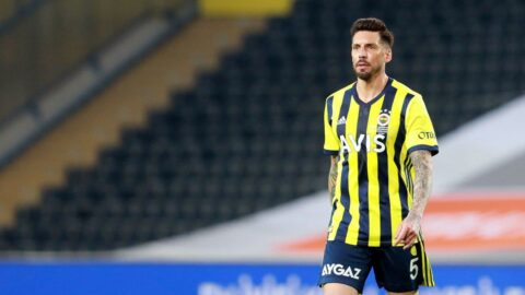 Sosa: Beklentiler sürekli aynıdır Fenerbahçe'de