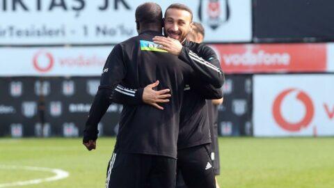 Beşiktaş, Aboubakar ve Cenk Tosun'u aradı
