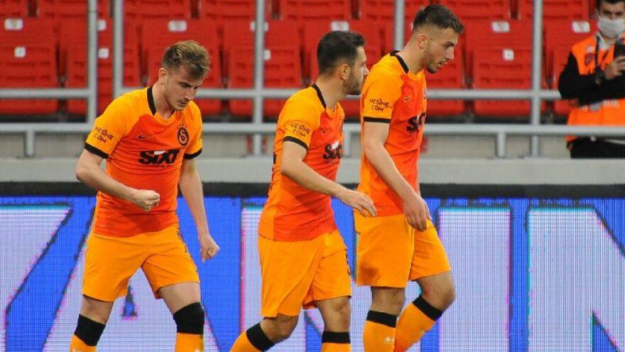 Galatasaray, Göztepe'yi Kerem Aktürkoğlu ile geçti: 1-3