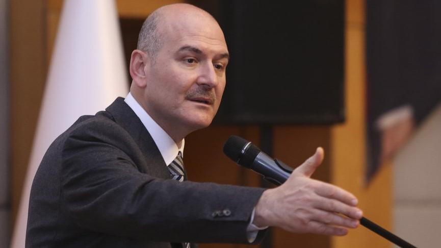 İçişleri Bakanı Süleyman Soylu'dan İstanbul için deprem açıklaması