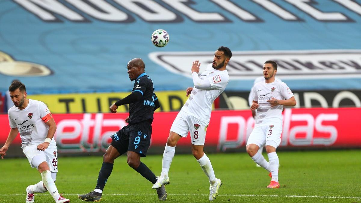 Trabzonspor 90+6'da penaltı golüyle yıkıldı! Üst üste 4'üncü beraberlik...