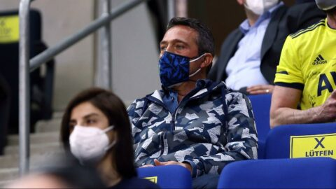 Ali Koç: VAR'daki arkadaş Ümit Öztürk'ün olduğu maçlarda sıkıntı yaşıyoruz