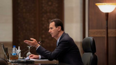 Suriye'de başkanlık seçiminin tarihi belli oldu