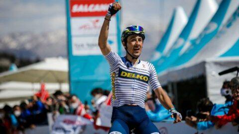 Cumhurbaşkanlığı Türkiye Bisiklet Turu'nda zafer Gallego'nun