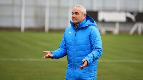 Rıza Çalımbay: Beşiktaş maçı için tedbirimizi alacağız