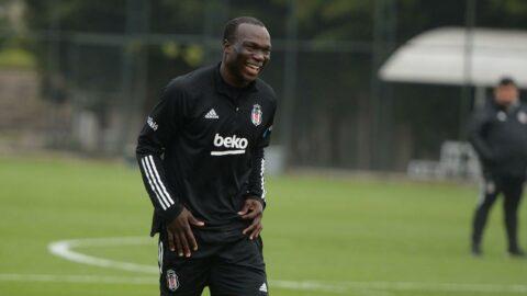 Beşiktaş'ta Aboubakar, Sivasspor maçı kadrosuna alındı