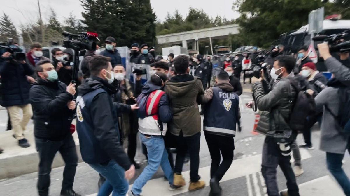 Boğaziçi protestolarına bir iddianame daha: 97 kişinin cezalandırılması istendi