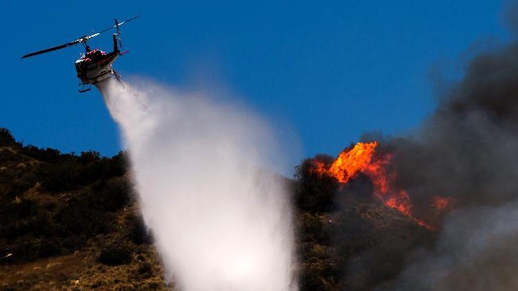 Yangın söndürme helikopteri faturası katlandı: Günlük kirası 87 bin TL