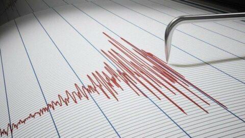 Datça açıklarında 3.7 büyüklüğünde deprem... Son depremler