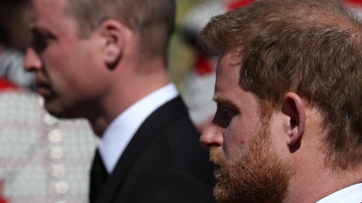 Prens Philip'in cenazesi kardeşleri birleştirdi: Harry ve William'dan iki saatlik görüşme