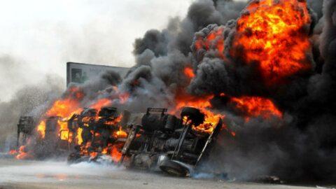 Nijerya'da akaryakıt tankeri faciası: 7 ölü