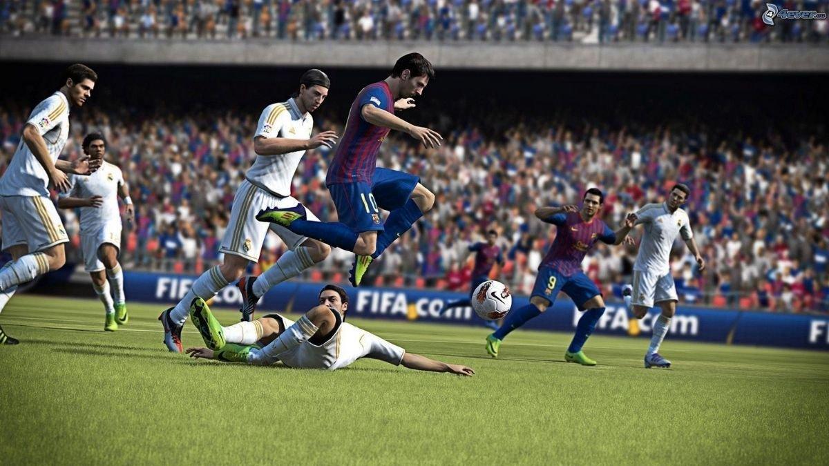 Avrupa Süper Ligi'ndeki takımlar FIFA 22'de yok! PES için fırsat...