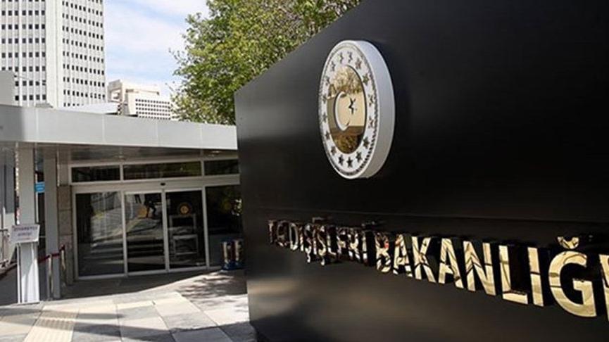İsveç'in Ankara Büyükelçisi, Dışişleri Bakanlığı'na çağrıldı