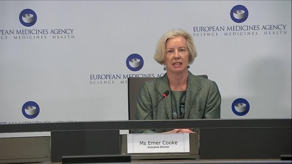 Avrupa İlaç Ajansı: Kan pıhtılaşması ile aşı arasında muhtemel bağlantı bulundu