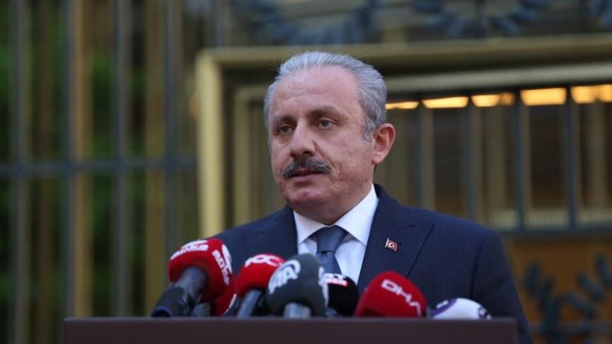 TBMM Başkanı Mustafa Şentop: Mısır ve Libya için bir dostluk grubunun kurulması önemli