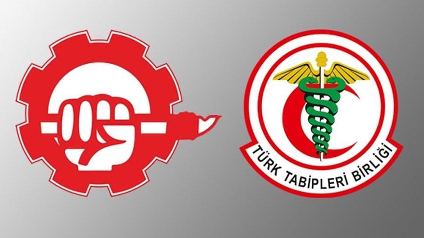 ÇGD'nin 2020 Yılı Dayanışma Ödülü tüm sağlık emekçileri adına TTB'ye verildi