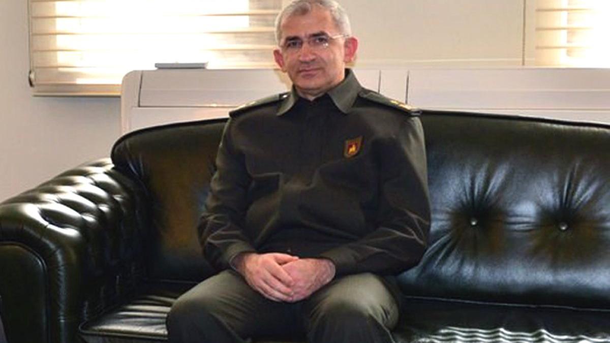FETÖ tutuklusu komutan coronadan hayatını kaybetti