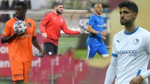 Başakşehir Demba Ba'nın, BB Erzurumspor 3 futbolcunun sözleşmesini feshetti