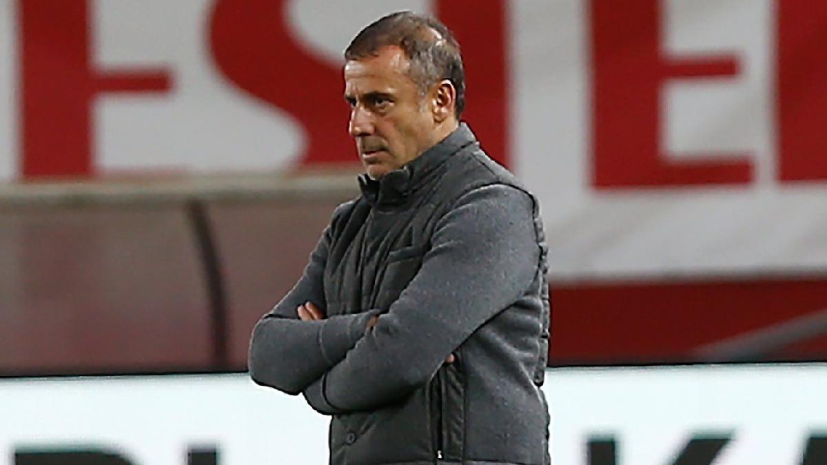 Abdullah Avcı maç sonu çılgına döndü! 'Çok sinirliyim, futbol kahramanlıklar oyunu değil'
