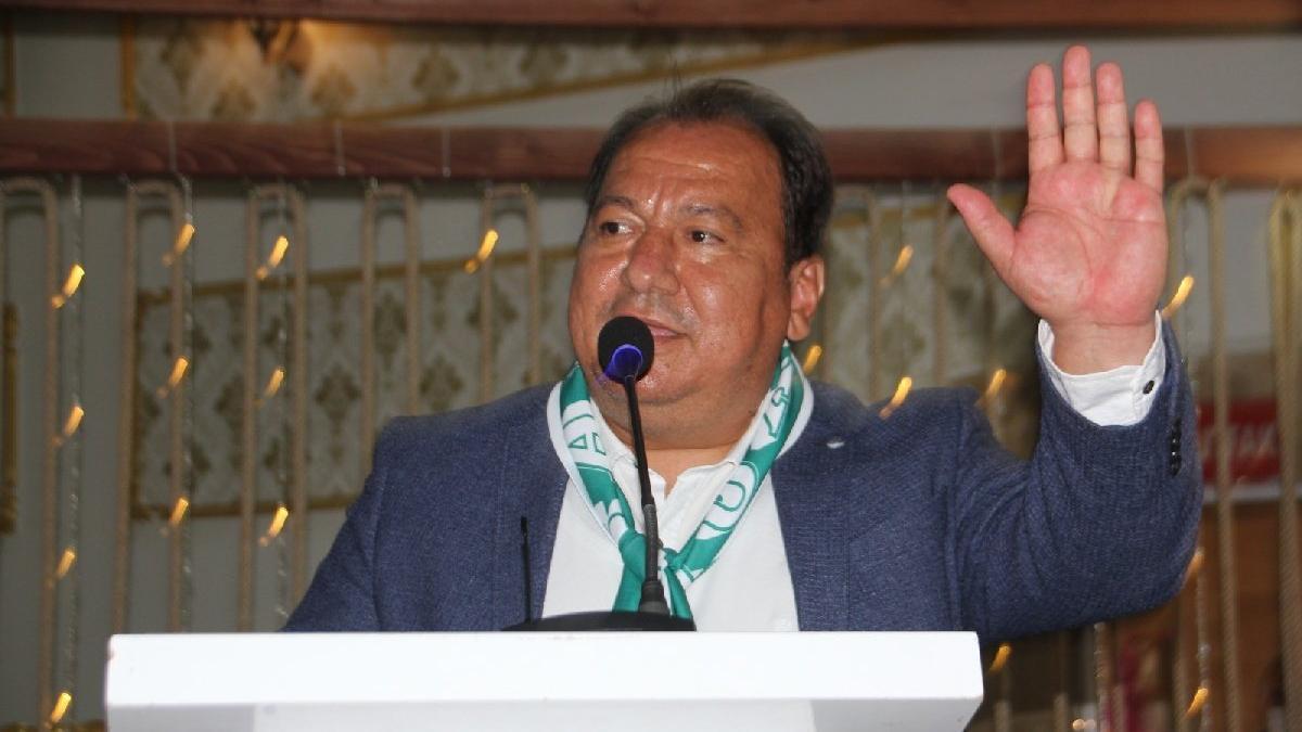 Serik Belediyespor Kulüp Başkanı Ali Aksu corona virüsüne yenik düştü