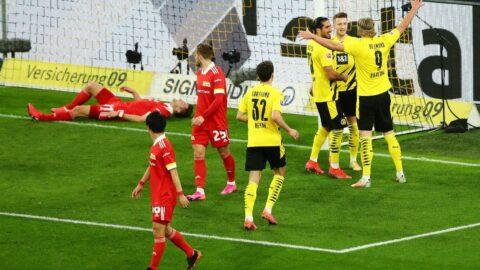 Marco Reus açtı Guerreiro kapattı! Borussia Dortmund 3'te 3 yaptı...