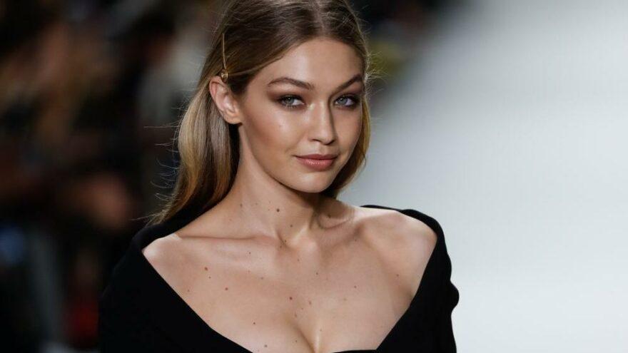 Gigi Hadid'in bebeği de kendisi gibi moda ikonu olma yolunda