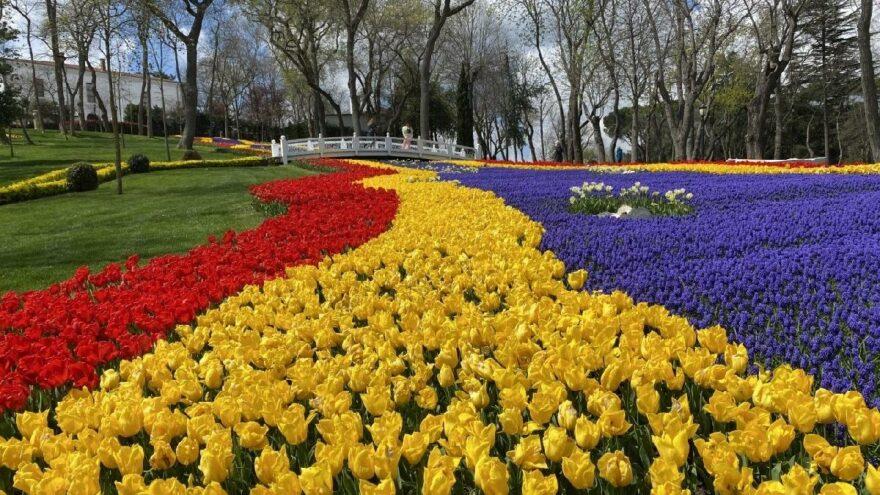İstanbul'da lale mevsimi