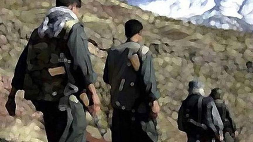 Terör örgütü PKK'da çözülmeler hız kesmiyor