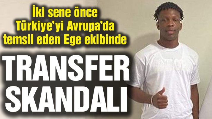 Akhisarspor'dan skandal transfer