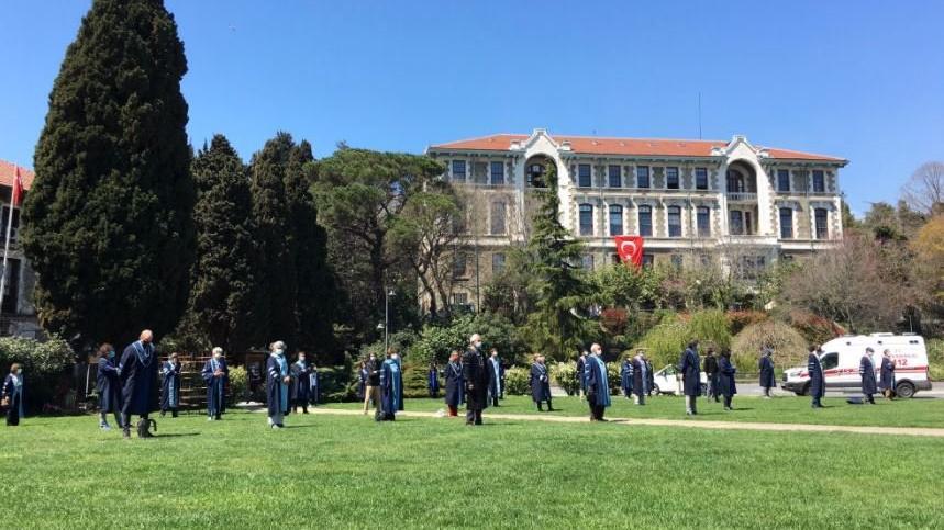 Boğaziçili akademisyenler: Atanmış rektör üniversite tarihinde görülmemiş bir darbe gerçekleştirdi