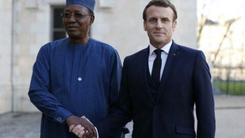 Fransa Cumhurbaşkanı Macron Çad'a gidiyor