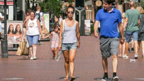 Avrupa'da rekor sıcaklık