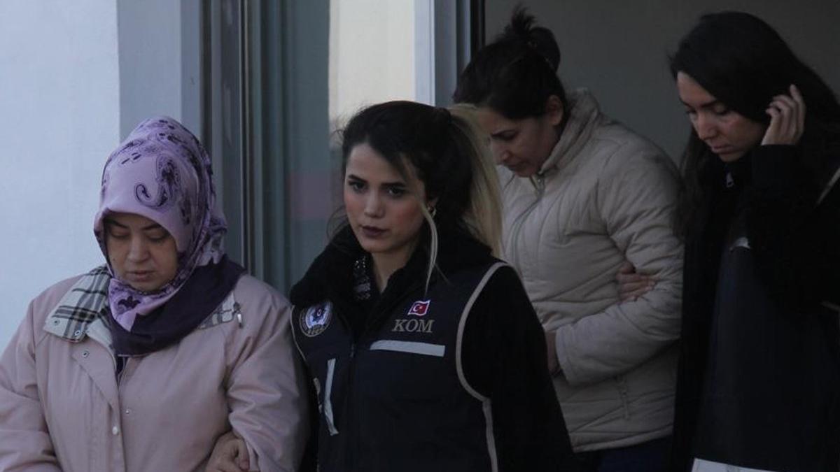 FETÖ'nün kadın yapılanmasına operasyon