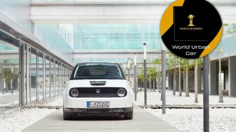 Dünyada 'Yılın Şehir Otomobili' seçildi